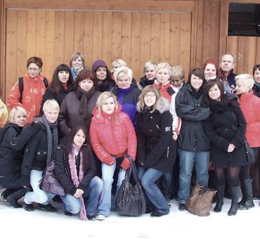 Teamweekend 2009