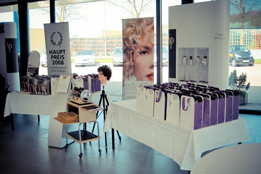 Ladies Day: Mercedes-Benz und Staib Friseure verwöhnen Frauen