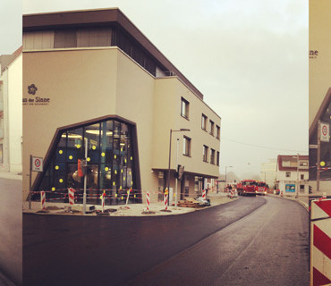 Neue Parkplätze an Stuttgarter Straße