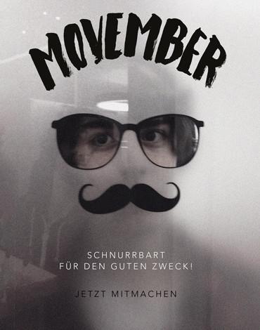 Jetzt mitmachen: Movember